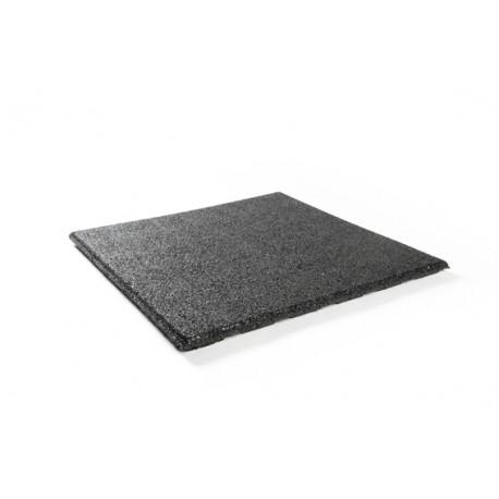 Rubber tegel 50x50x2,5 cm